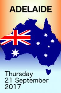 Adelaide 21 September 2017
