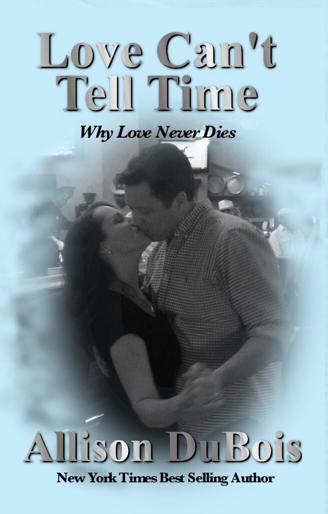 Love Can't Tell Time (book cover)